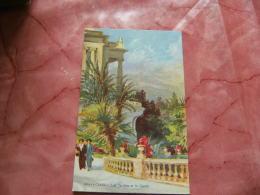 Monaco Illustrateur Robaudy Jardins Casino - Monaco