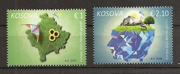 KOSOVO  2016,EUROPA CEPT,THINK GREEN,MNH - Kosovo