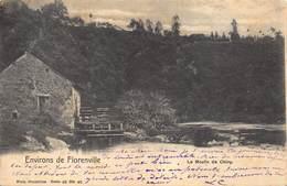 Environs De Florenville   Le Moulin De Chiny       A 6225 - Chiny