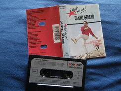 DANYEL GERARD K7 AUDIO VOIR PHOTO...ET LIRE IMPORTANT...  REGARDEZ LES AUTRES (PLUSIEURS) - Audio Tapes
