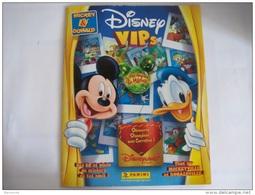 PANINI- Lots De 130  Pochette Neuves -DISNEY VIPS 2009 Distribuer Par Les Magasin Carrefour -tout Les N° Disponibles - Panini