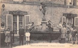 51-RILLY-LA-MONTAGNE- FONTAINE DE LA GARE - Rilly-la-Montagne