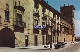 CPSM 10X15 D' ESPAGNE - SORIA - PALAIS Des COMTES De GOMARA  N° 408 - VOITURE - Soria