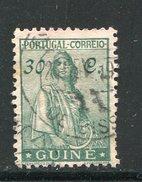 GUINEE PORTUGAISE- Y&T N°219- Oblitéré - Portugiesisch-Guinea
