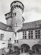 1971 - Héliogravure - Trept (Isère) - Le Château De Serrières - FRANCO DE PORT - Vieux Papiers