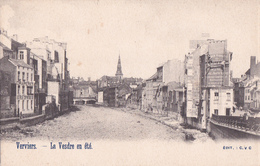 VERVIERS - La Vesdre En été - Verviers
