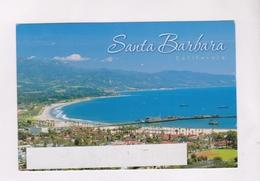 CPM SANTA BARBARA 2008! (voir Timbres) - Santa Barbara