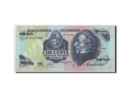 Uruguay, 50 Nuevos Pesos, Undated (1988-89), KM:61a, NEUF - Uruguay