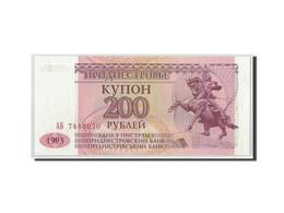 Transnistrie, 200 Rublei, 1993 ND(1994), KM:21, NEUF - Billets