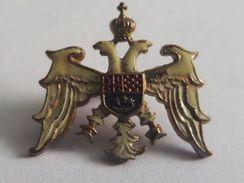 Yugoslavia Kingdom Post WWII Political Emigration- Yugoslavia Royal Coat Of Arms - Unclassified