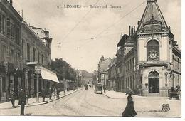 87    Limoges   Boulevard Carnot - Limoges