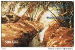 Mauritanie, 500 Units, Recharge Card - Mauritania