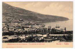 Yalta. Vue Générale Du Sud-ouest. (1346) - Ukraine