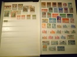 D1277 LOT FEUILLES EUROPE MAJORITE NEUFS SANS CHARNIERES A TRIER BELLE COTE  DÉPART 10€ - Stamps