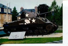 (DEL 165) France - Avranches (Tank) - Avranches