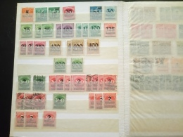 D1279 ALBUM STOCK REICH A TRIER BELLE COTE  DÉPART 10€ - Stamps