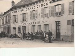 Montmirail-Hôtel Du Grand Conde.