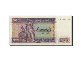 Myanmar, 500 Kyats, Undated (2004), KM:79, NEUF - Myanmar