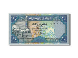 Yemen Arab Republic, 10 Rials, Undated (1990), KM:23b, NEUF - Yémen