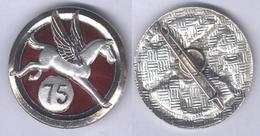 Insigne Du 75e Régiment D'Artillerie - Armée De Terre