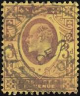 GREAT BRITAIN - Scott #132 King Edward VII / Used Stamp - 1902-1951 (Re)