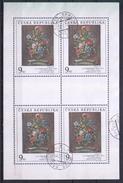 REPUBLICA CHECA 1995 Nº 96 EN HB USADO - Tschechische Republik