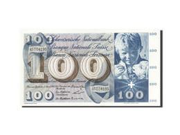 Suisse, 100 Franken, 1954-1961, KM:49f, 1964-04-02, SUP - Suiza
