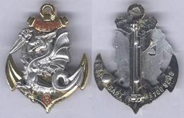 Insigne Du 8e Régiment Parachutiste D'Infanterie De Marine - Army