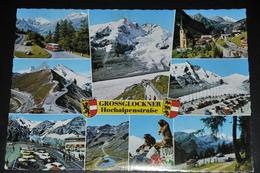 604- Grossglockner, Hochalpenstrasse / Autos / Cars / Coches - Österreich