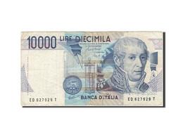 Italie, 10,000 Lire, 1984-1985, KM:112b, 1984-09-03, TB - [ 2] 1946-… : République