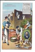 16487 - Deutscher Bauarbeiter-Verband Gewerkschafts Postkarts 103 - Métiers