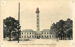 VILLA REAL DE SANTO ANTONIO       EDIFICIO DO FAROL    PHARE - Vila Real