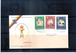 FDC Colombia - Sports (to See) - Colombie