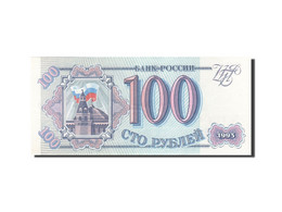 Russie, 100 Rubles, 1993, 1993, KM:254, SUP+ - Russie