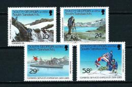Georgia Del Sur (Falkland)  Nº Yvert  196/9  En Nuevo - Géorgie Du Sud