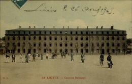 14 - LISIEUX - Caserne - Lisieux