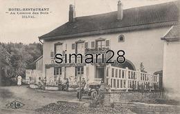 """BELVAL - HOTEL RESTAURANT """" AU COUCOU DES BOIS """" - Autres Communes"""