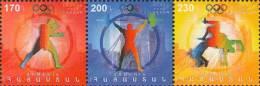 Armenia 2012 Mih. 794/96 Olympic Games In London MNH ** - Armenia