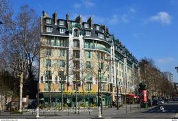 Paris XV (75)- Rue Lecourbe Prise Du Boulevard Victor (EDITION à TIRAGE LIMITE) - Arrondissement: 15