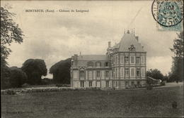 27 - MONTREUIL - Chateau - France