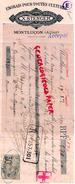 03 - MONTLUCON - TRAITE X. STENGER- ENGRAIS POUR TOUTES CULTURES- HORTICULTURE- 1899 - France