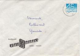 Envelop 2 Sep 1977 Vught (CB) - Postal History