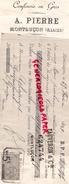 03 - MONTLUCON - TRAITE A. PIERRE - FABRIQUE CONFISERIE - 1899 - France