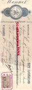 03 - MONTLUCON - TRAITE MONNET- 5 BD COURTAIS- QUINCAILLERIE CLOUTERIE METAUX- 1897 - France