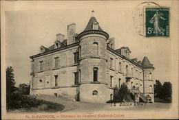 37 - SAINT-PATRICE - Chateau - France