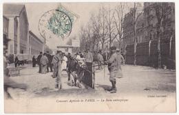 Paris: Concours Agricole De Paris: Le Bain Antiseptique. - Elevage