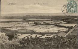44 - LE CROISIC - Marais Salants - Le Croisic