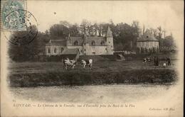 50 - SAINT-LO - Chateau De La  Vaucelle - Saint Lo