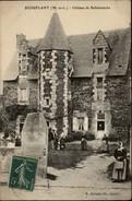 49 - ECOUFLANT - Chateau De Bellebranche - France