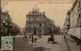49 - SAUMUR - Poste - Saumur